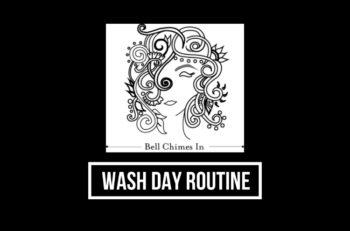 Wash Day Routine Title